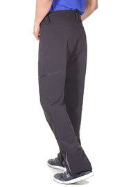 EXUMA ACTIVE softshell trousers comfort fit at oboy.com
