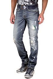 KINGZ stretchjeans regular fit at oboy.com