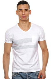 XINT t-shirt v-neck slim fit at oboy.com