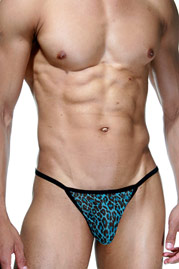 LA BLINQUE thong at oboy.com