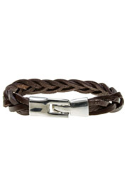 GETTO leather bracelet STYLE at oboy.com