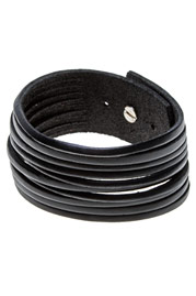 GETTO bracelet BOLD URBAN STRIPE at oboy.com