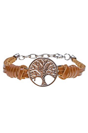GETTO bracelet FORTUNE TREE at oboy.com