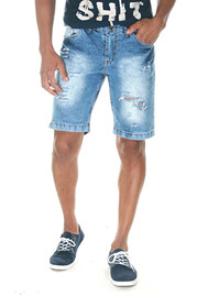 FIOCEO Denim shorts at oboy.com