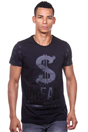 BY STUDIO t-shirt r-neck slim fit at oboy.com