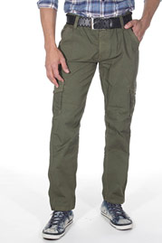CAZADOR cargo trousers at oboy.com