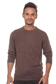 CAZADOR  roundneck jumper at oboy.com