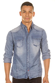 EX-PENT jeans shirt at oboy.com