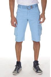 Shorts blau MEN LIFE at oboy.com