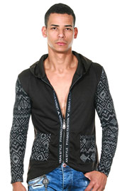 FIYASKO sweat jacket at oboy.com