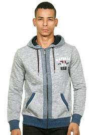 KAPORAL zipper sweatshirt at oboy.com