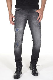 2Y Stan Jeans Black at oboy.com