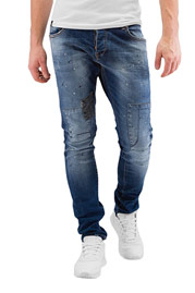 2Y Naresh Jeans Blue at oboy.com