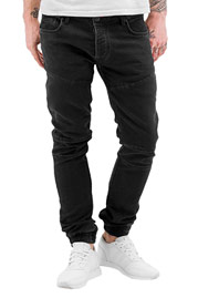 2Y Belay Skinny Jeans Black at oboy.com