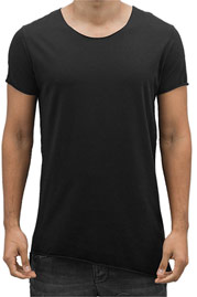2Y Reading T-Shirt Black at oboy.com