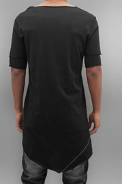 2Y Wichita T-Shirt Black at oboy.com