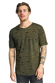 2Y Cuts T-Shirt Khaki at oboy.com