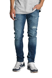 2Y Moll Jeans Denim Blue at oboy.com