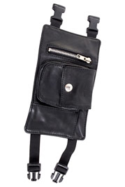 MISTER B Leather Party Wallet at oboy.com
