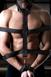 MISTER B SR Command Body Binder at oboy.com